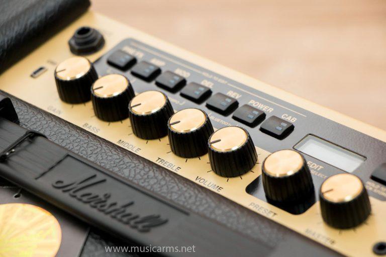 Marshall Code 25 - 25-watt ขายราคาพิเศษ