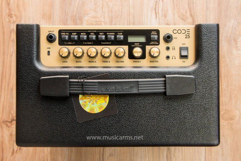 Marshall Code 25 25-watt ขายราคาพิเศษ