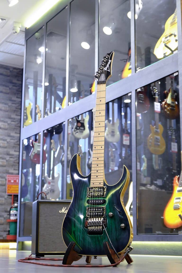 Showcase Ibanez RG370AHMZ