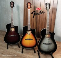 fender bucket 300ce