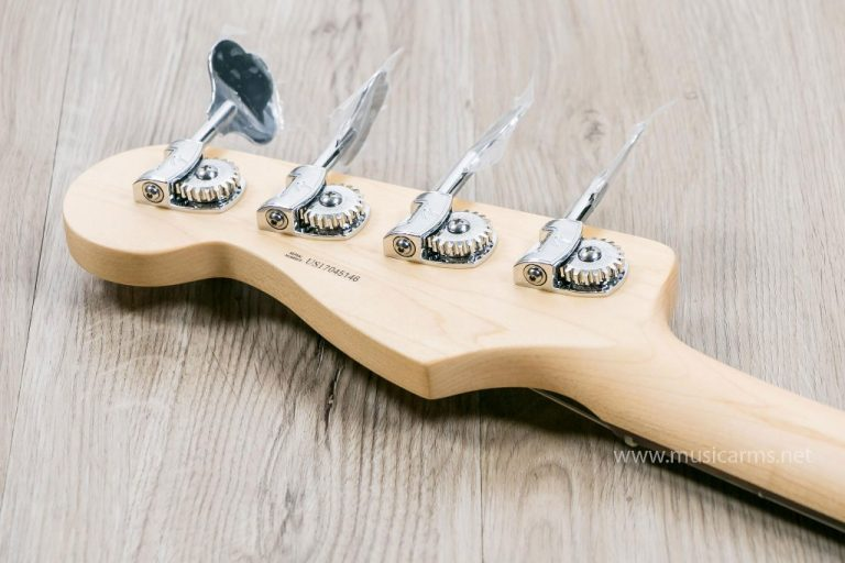 headstock Fender American Professional Jazz Bass ขายราคาพิเศษ