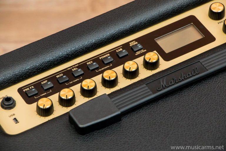 ปุ่มคอนโทรล Marshall CODE50 ราคา ขายราคาพิเศษ