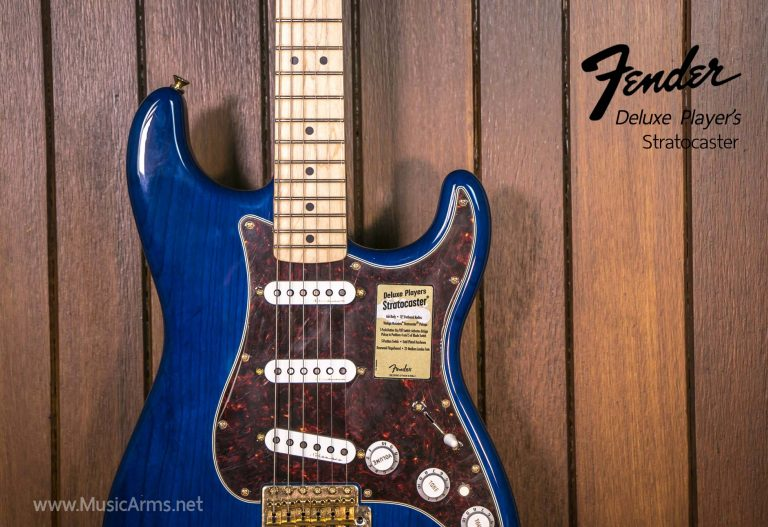 FenderDeluxePlayerStrat-ASH ขายราคาพิเศษ