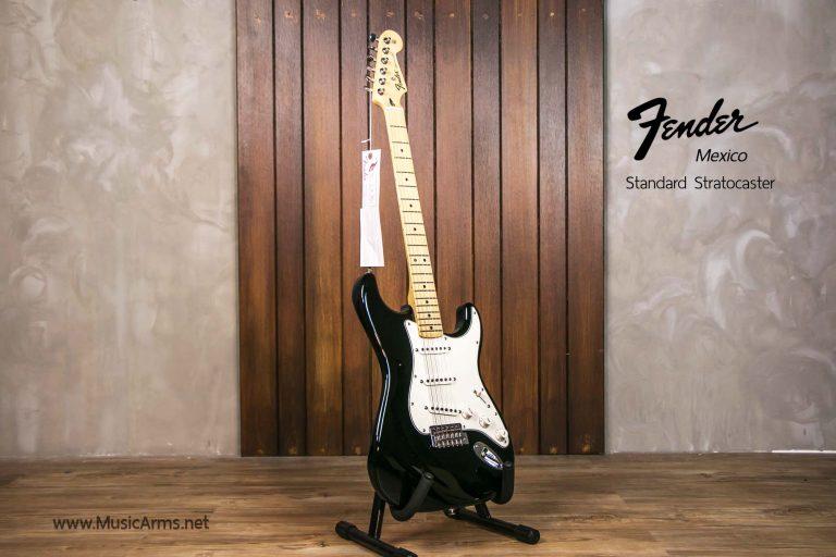 FenderMexicoSTDSTRAT-BLACK ขายราคาพิเศษ
