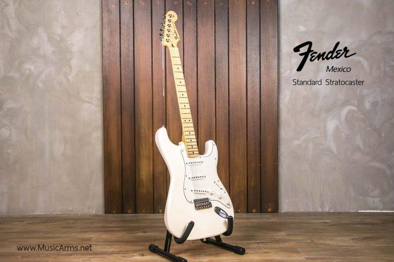 FenderMexicoSTDSTRAT-Olymwhite ขายราคาพิเศษ