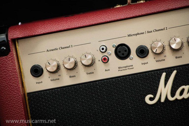 ปุ่มคอนโทรล Marshall AS50D ขายราคาพิเศษ
