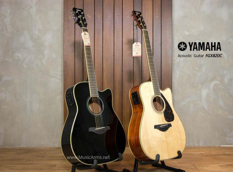 Yamaha_FGX820C ขายราคาพิเศษ