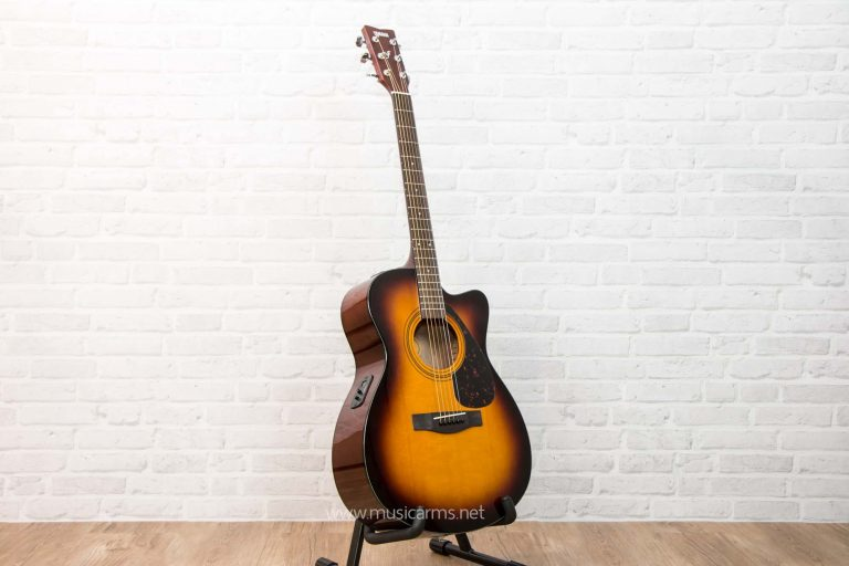 Yamaha FSX-315C Sunburst guitar ขายราคาพิเศษ