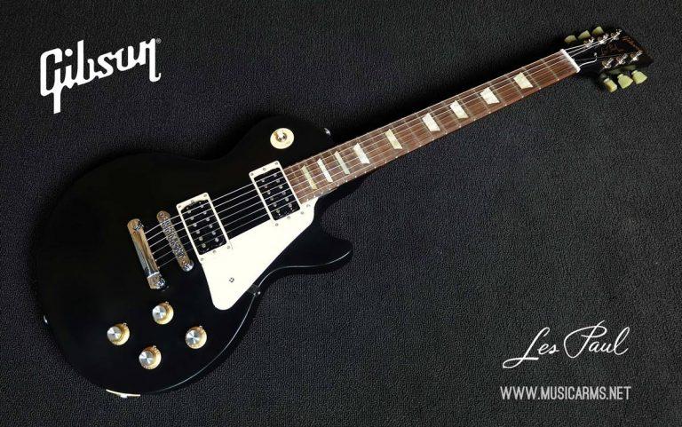 GibsonLPTribute2016Ebony-3 ขายราคาพิเศษ