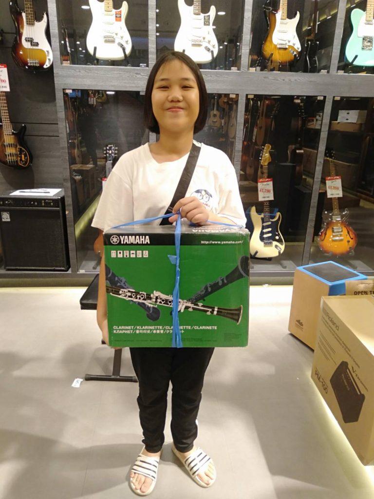 ลูกค้าที่ซื้อ Yamaha YCL-255