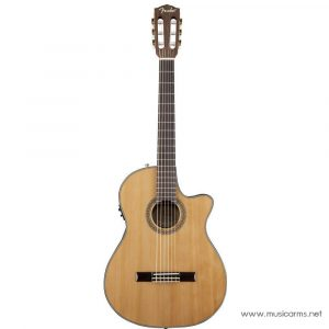 Face cover Fender CN-240SCE Thinline Classical Natural