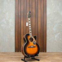 Fender Kingman SCE Jumbo show