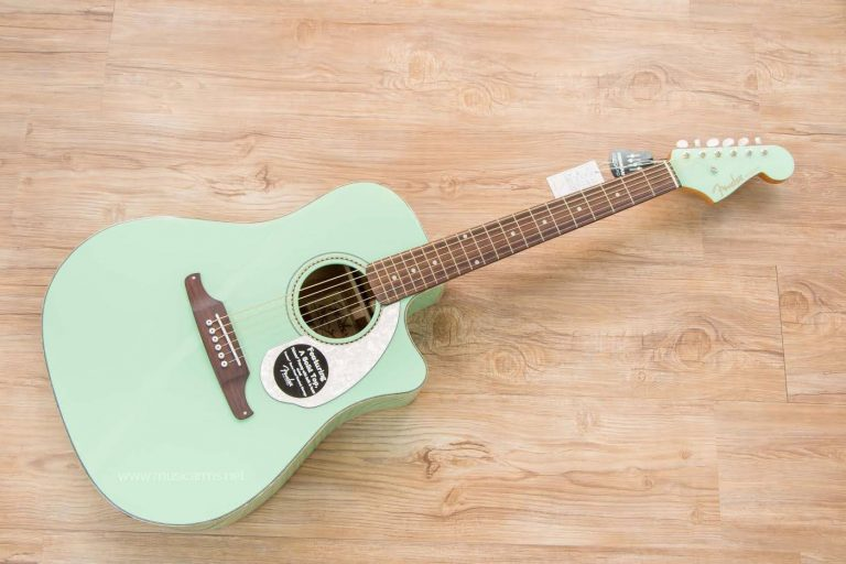 Fender Sonoran SCE green full ขายราคาพิเศษ