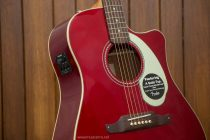Fender Sonoran SCE red