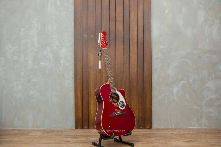 Fender Sonoran SCE red show ขายราคาพิเศษ