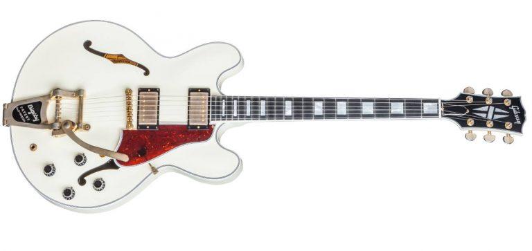 Gibson Memphis ES-355 Bigsby - Classic White, VOS Finish ขายราคาพิเศษ