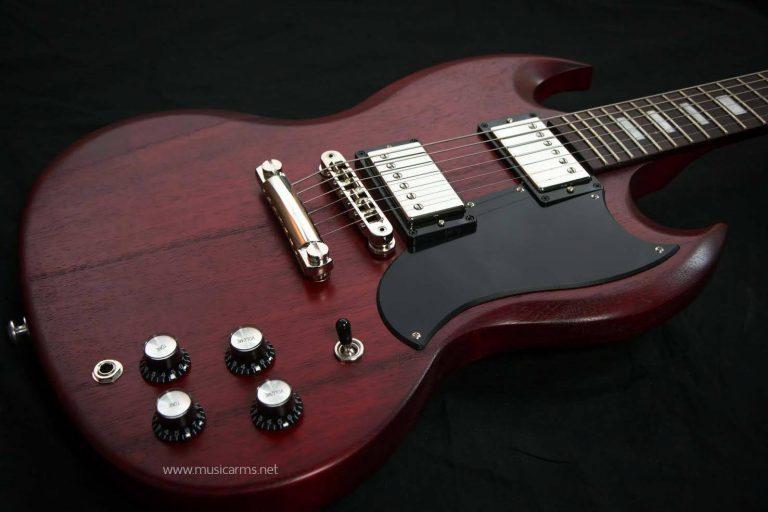 Gibson SG Special 2017 T cherry body ขายราคาพิเศษ