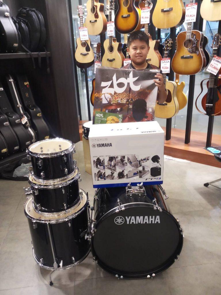ลูกค้าที่ซื้อ Yamaha Rydeen