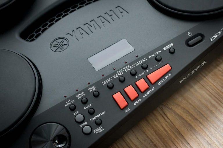 กลองไฟฟ้า Yamaha DD-75 ขายราคาพิเศษ
