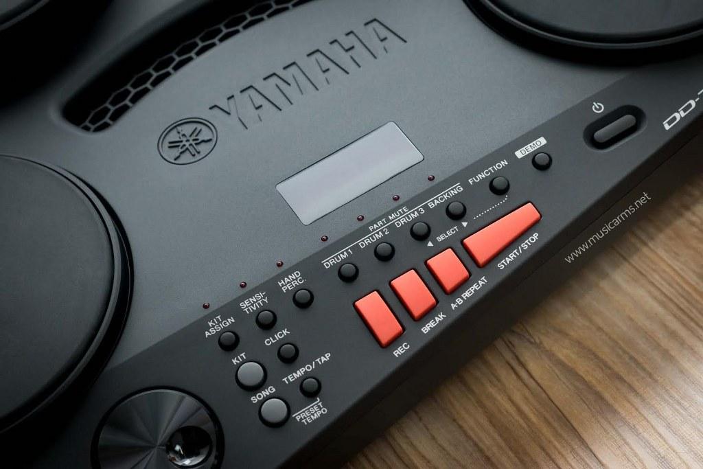กลองไฟฟ้า Yamaha DD-75