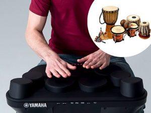 เสียง Yamaha DD-75