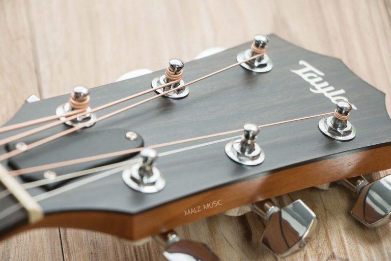 Taylor 214CE Koa guitar ขายราคาพิเศษ