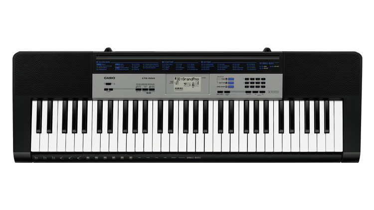 casio ctk 1550