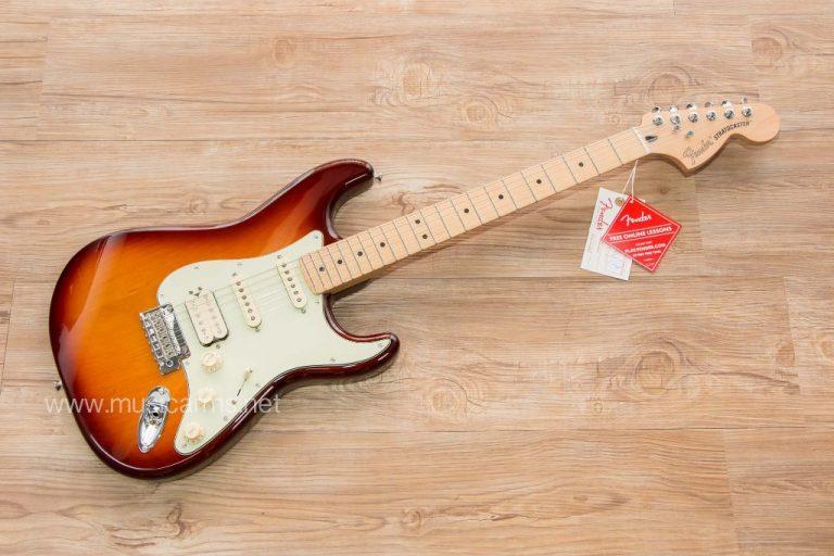 กีต้าร์ Fender Deluxe Stratocaster HSS ขายราคาพิเศษ