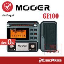 Cover เอฟเฟค moor GE100