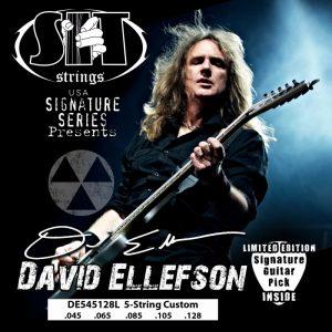 SIT DAVID ELLEFSON SIGNATURE 5-STRING EXTRA LONG