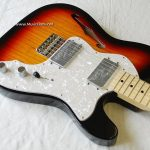 Fender 72 Tele Thinline mn SBตัวัน ขายราคาพิเศษ