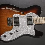 Fender 72 Tele Thinline mn SBโชซัน ขายราคาพิเศษ