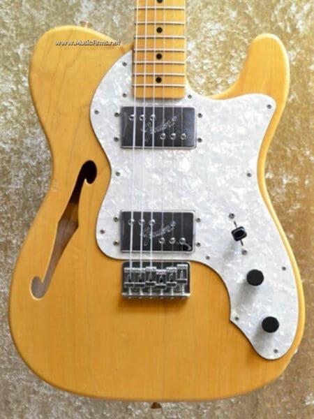 Fender 72 Tele Thinline mn SBโช ขายราคาพิเศษ
