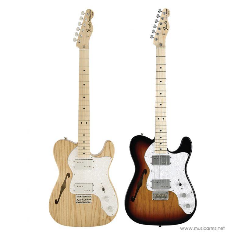 Fender-72-Tele-Thinline-mn-SB ขายราคาพิเศษ