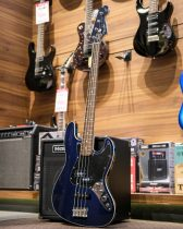 Fender Aerodyne Jazz Bass หน้าร้าน Music Arms