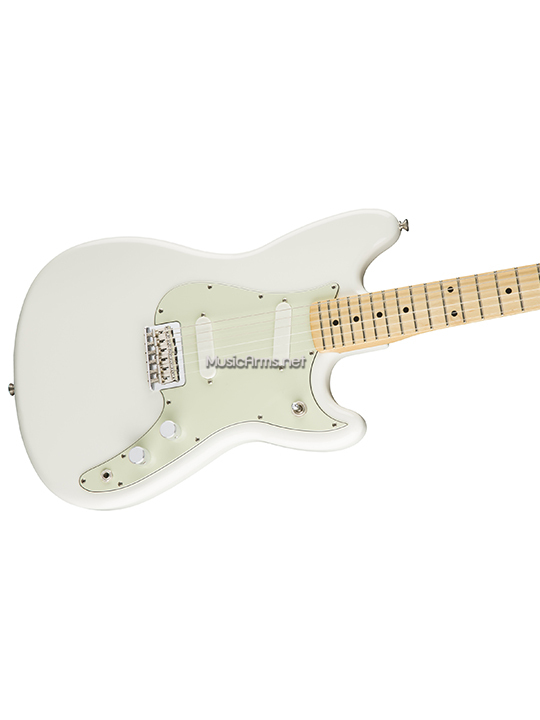 Fender Duo-Sonicตัวขาว ขายราคาพิเศษ