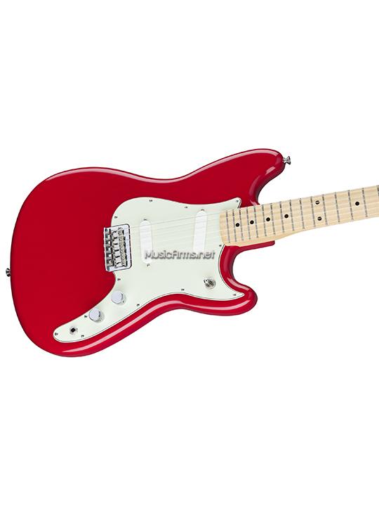Fender Duo-Sonicตัวแดง ขายราคาพิเศษ