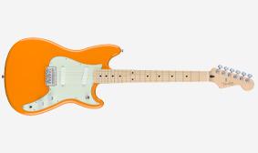 Fender Duo-Sonicบอดี้