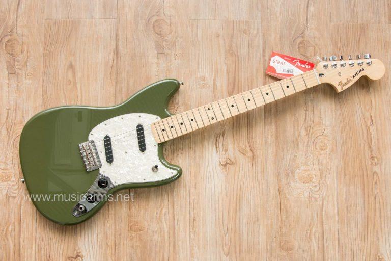 Fender MUSTANG MN OLIVE ขายราคาพิเศษ