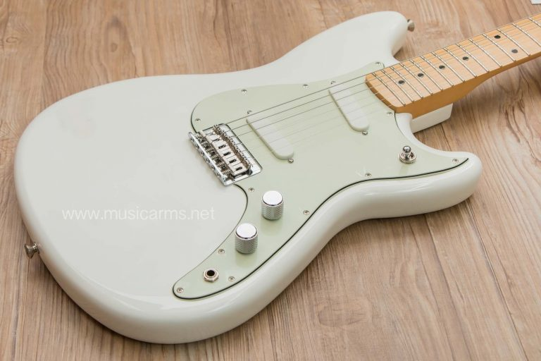 Fender DUO-SONIC MN ARTIC WH ขายราคาพิเศษ