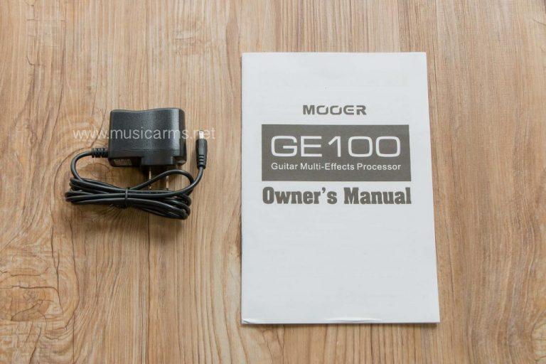 Mooer GE100 เอฟเฟค ขายราคาพิเศษ