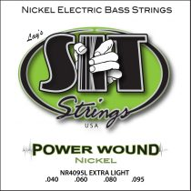 SIT Power Wound Extra Light Nickel Bass