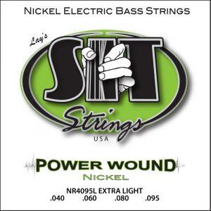 SIT Power Wound Extra Light Nickel Bass