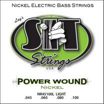 SIT Power Wound Light Nickel Bass