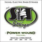 สายเบส SIT 50-130 Power Wound 5-String Medium Nickle Bass ลดราคาพิเศษ