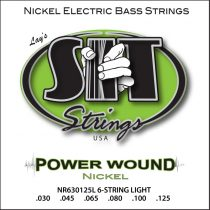 SIT Power Wound Nickel 6-String