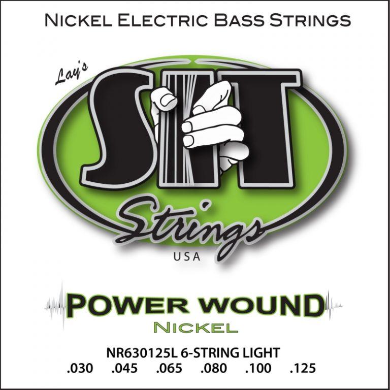 SIT Power Wound Nickel 6-String ขายราคาพิเศษ