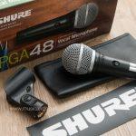 Shure PGA48-LC ไมโครโฟน ลดราคาพิเศษ
