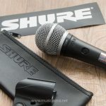 Shure PGA48-LC Dynamic Microphone ขายราคาพิเศษ