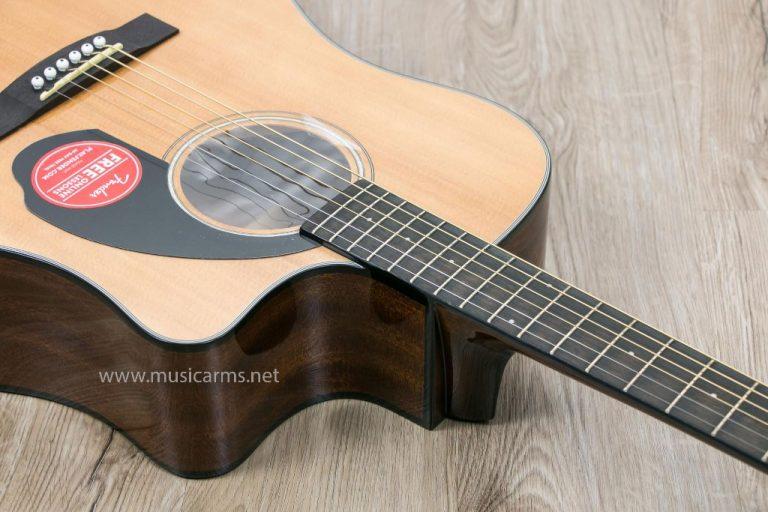 กีต้าร์โปร่ง Fender CD-60SCE ขายราคาพิเศษ